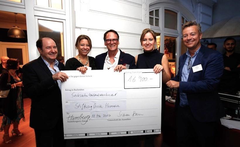 Erfolgreiche Benefiz-Auktion erzielt 16.900 Euro