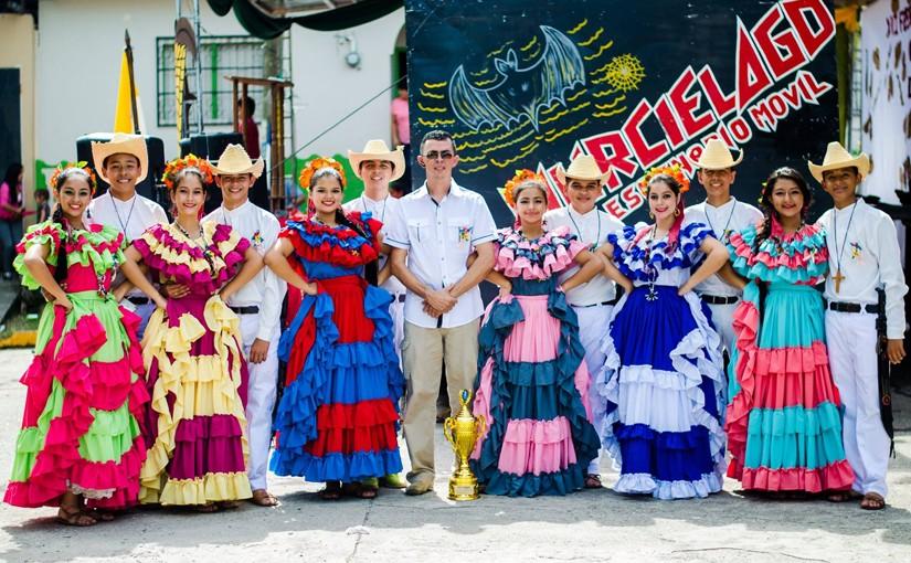 DanzeAhle erreicht 1. Platz beim Festival de la Tusa