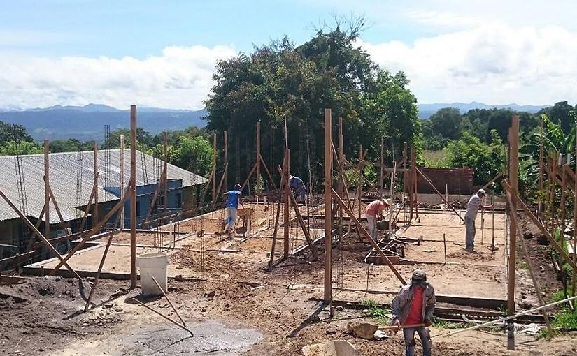 Bau Medizinzentrum