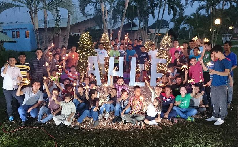 Ihre Weihnachtsspende für die Kinder der AHLE