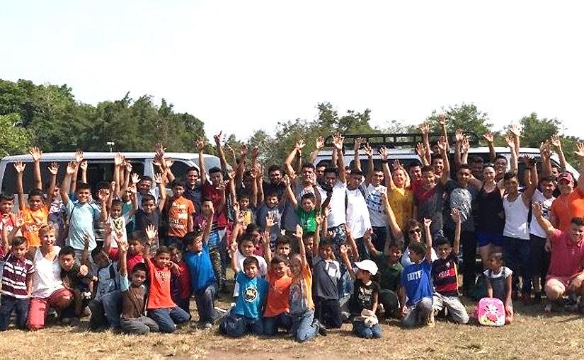 Geburtstag im Panacam Nature Reserve