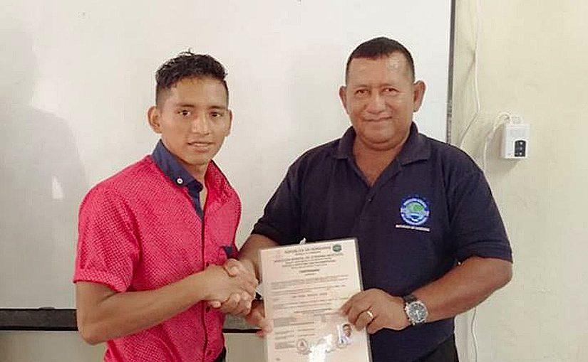 Yester erhält Zertifikat der Handelsmarine
