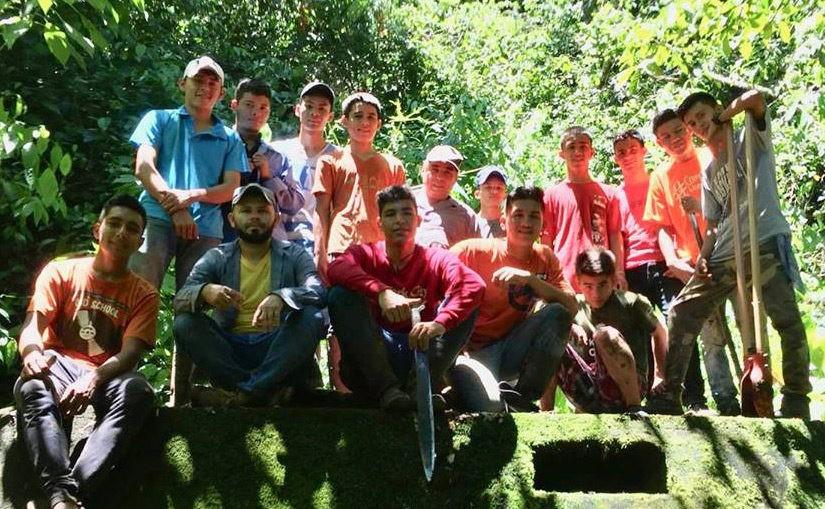 Nachbarschaftshilfe – Wir pflanzen Bäume