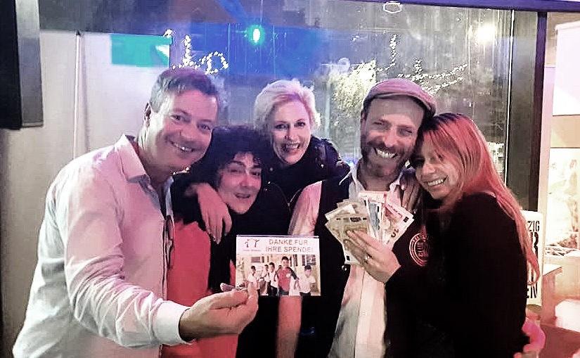 Charity-Karaoke erzielt 2230.- Euro