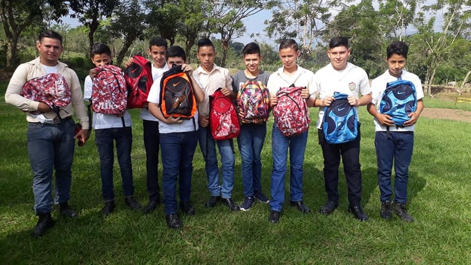 Backpack program 2019