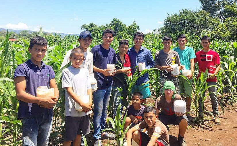 Unser Landwirtschaftsprogramm läuft auf Hochtouren!