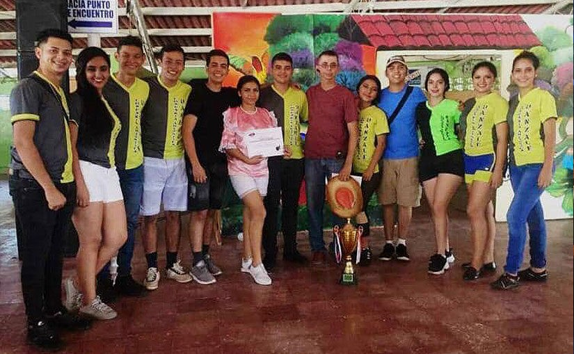 DANZAHLE erreicht ersten Platz beim Oro Verde Festival