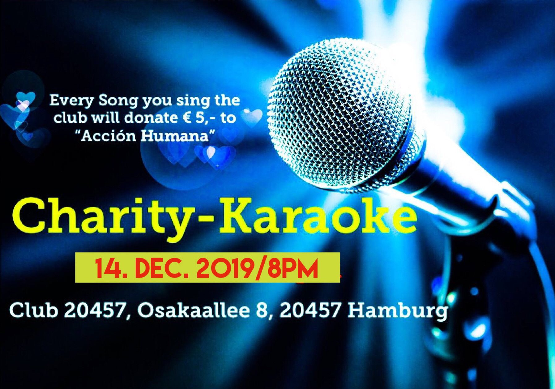 Charity-Karaoke