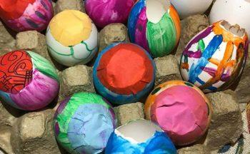 Kreative Ostern