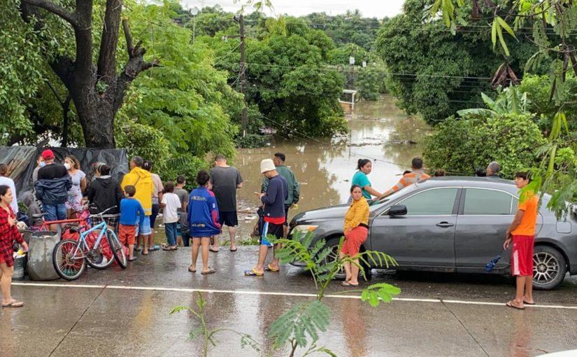 Tropensturm Eta führt zu katastrophalen Umständen in Honduras