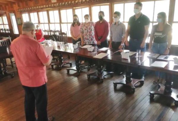 Wir heißen den neuen lokaler Vorstand in Honduras Willkommen
