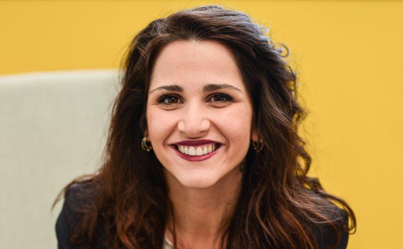 Neue Projektkoordinatorin Federica Scaccabarozzi