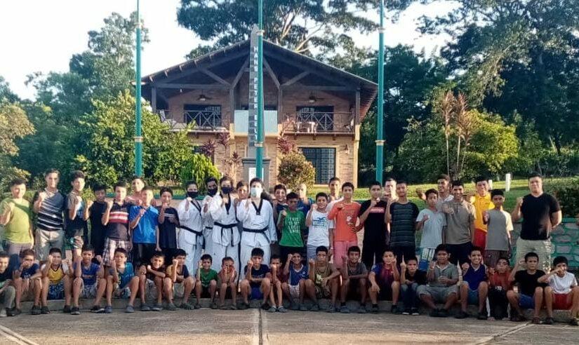 Sport und Aufregung für die Kinder in AHLE!