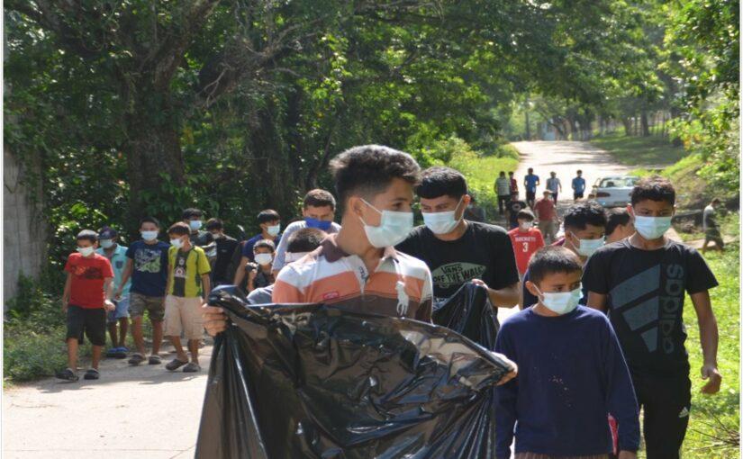 AHLE nimmt an der globalen #Communitycleanup Veranstaltung Teil!